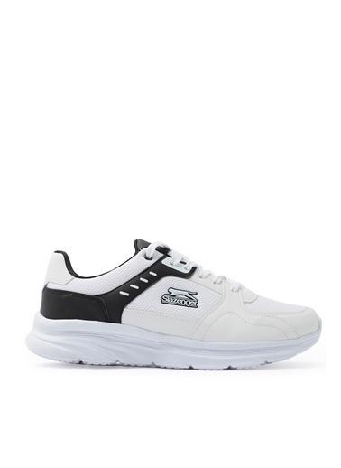 Slazenger Slazenger SAGAR Sneaker Erkek Ayakkabı  Beyaz